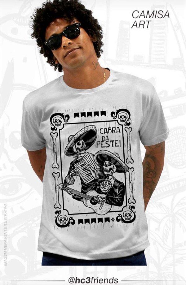 c364a1f627b6 Camisa Art Cabra da Peste - Loja de Roupas e Acessórios Criativas ...