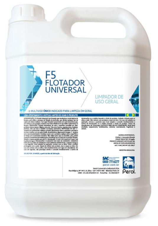 Perol Flotador Universal 5 Litros