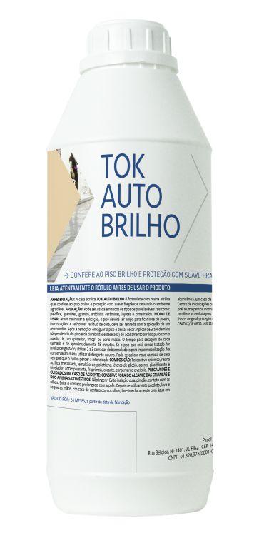Perol Cera Acrílica Tok Auto Brilho 1 Litro