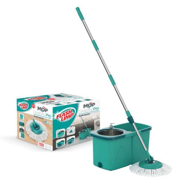 Flash Limp Mop Giratório pro
