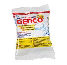Genco Pastilha 3 em 1