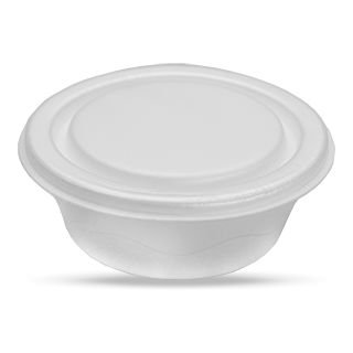 Totalplast Marmitex com tampa 104 c/ 100 un.