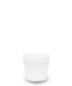 Totalplast Copo Descartável 50 ml Branco