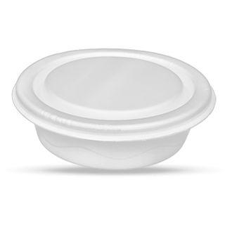 Totalplast Marmitex com tampa 102 c/ 100 un.