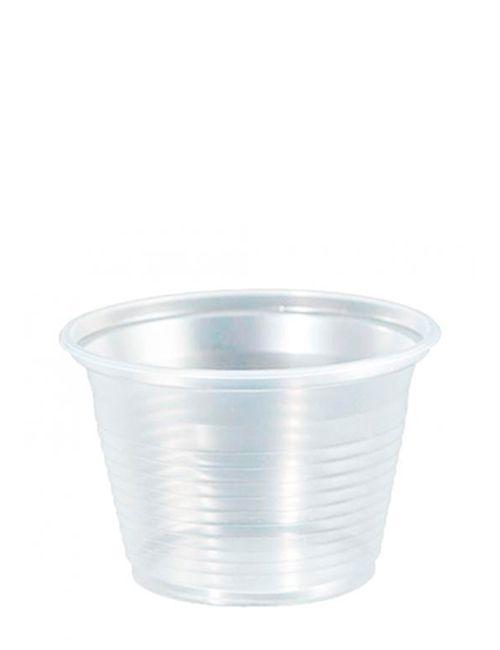 Copoplast Pote 100 ml Transparente
