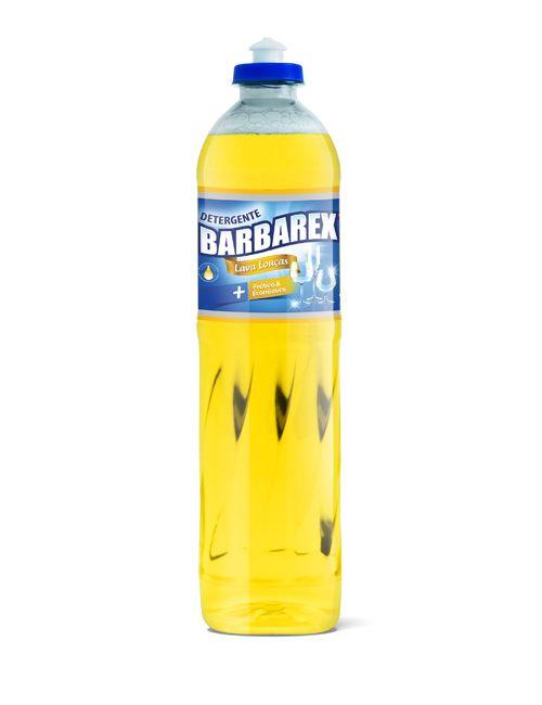 Barbarex Detergente Lava Louças 500 ML