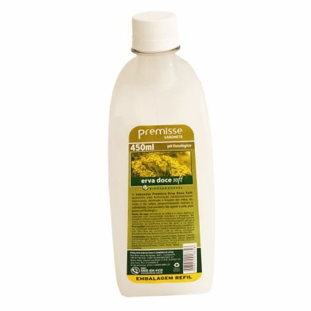 Premisse Sabonete Erva Doce 450 ml