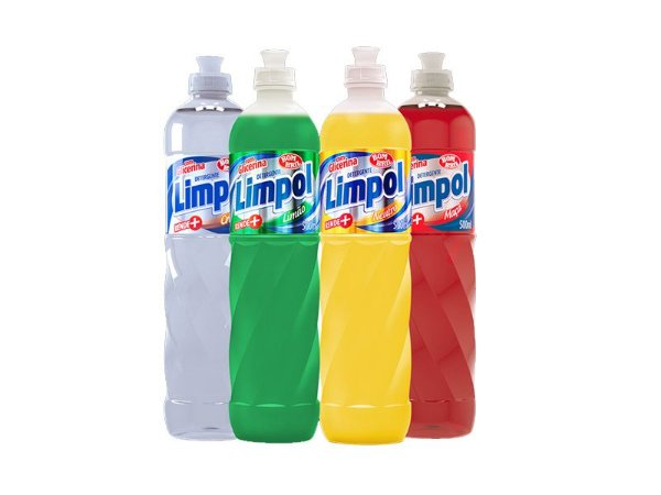 Limpol Detergente Líquido 500 ml