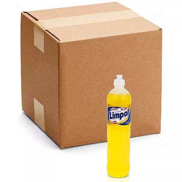 Limpol Detergente Neutro 500 ml c/ 24 un.