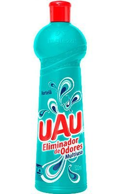 Uau Multiuso Eliminador de Odores 500 ml