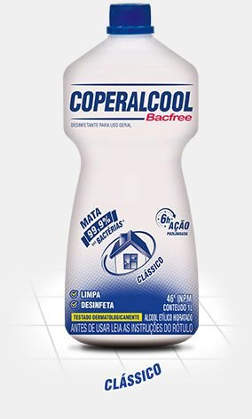 Coperalcool Álcool 46° 1 L