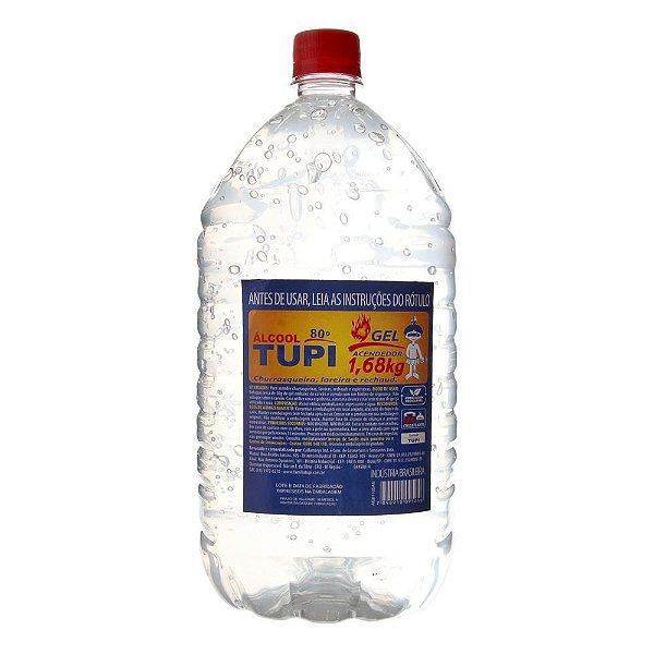 Tupi Álcool Gel Acendedor 1,68 Kg