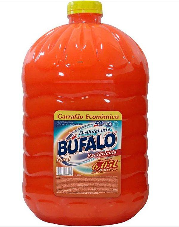 Búfalo Desinfetante Floral 6L