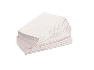 Papel Toalha Interfolha Branco Luxo 22 cm x 21 cm c/ 1000 un.