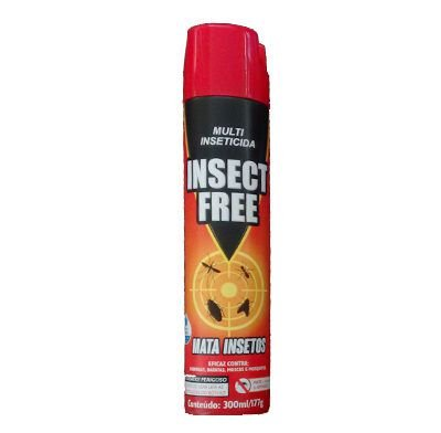 Insect Free Inseticida 300 ml