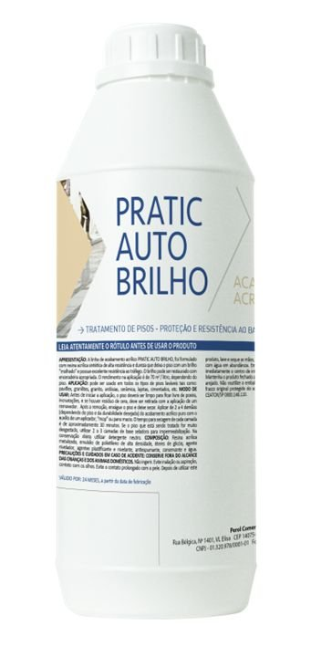 Perol Acabamento Acrílico Pratic Auto Brilho 1L