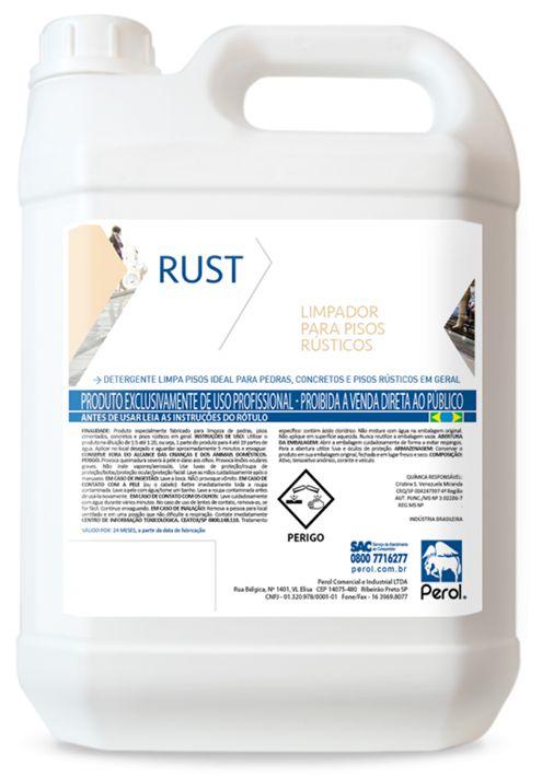 Perol Rust 5L (Limpador Para Piso Rústico )