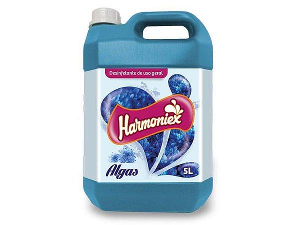 Harmoniex Desinfetante Algas 5L