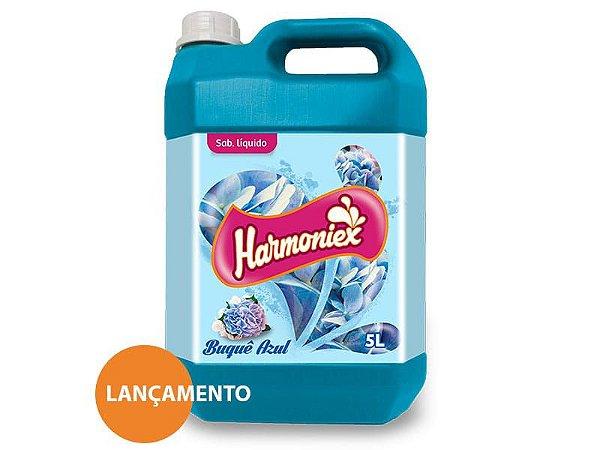 Harmoniex Sabonete Líquido Buquê Azul 5L
