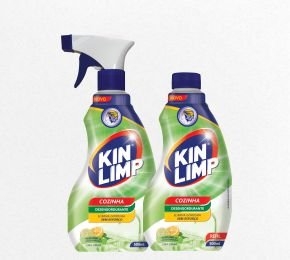 KIN LIMP COZINHA C/ PULVERIZADOR