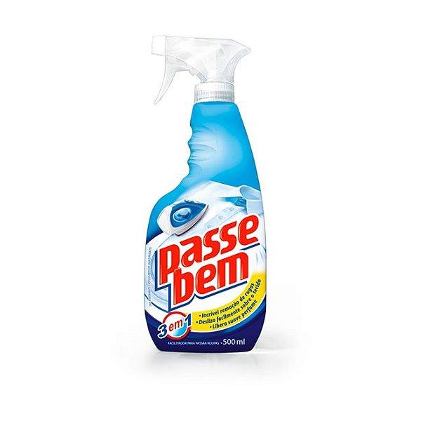 Passe Bem Spray Facilitador 500 ml