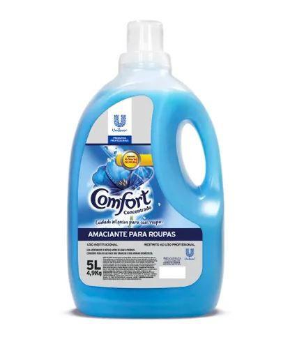 Comfort Amaciante Concentrado 5L