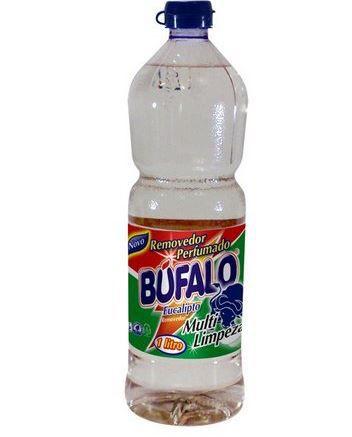 Búfalo Removedor Eucalipto 1L