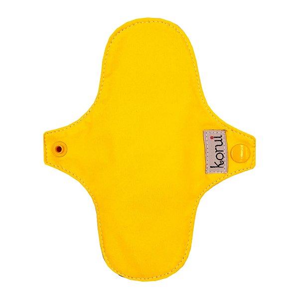 Absorvente Mini - Amarelo