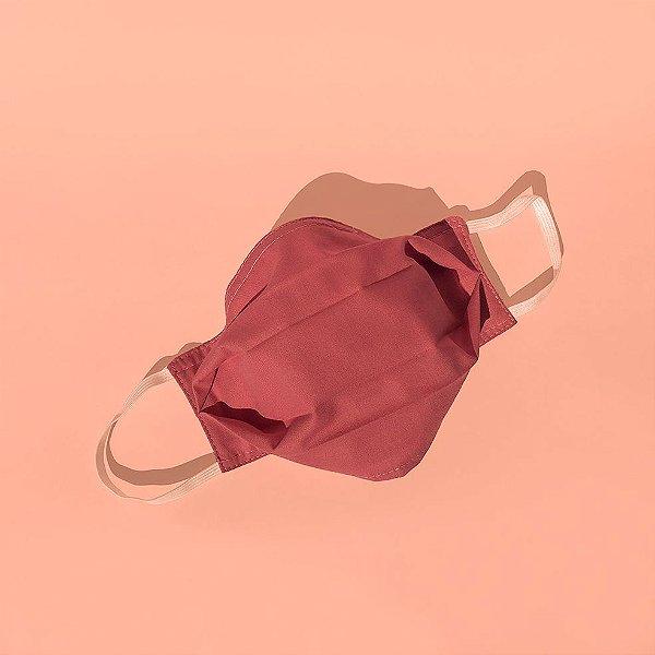 Máscara de tecido 100% algodão - Pétala