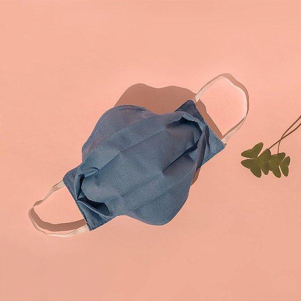 Máscara de tecido 100% algodão - Água