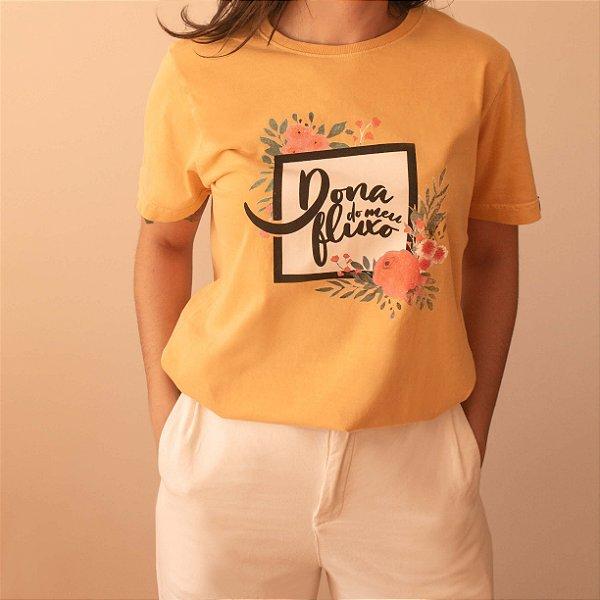 Camiseta Dona do Meu Fluxo (100% do lucro revertido)