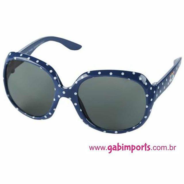 4b2830ac2 Óculos de Sol Poá Infantil Carter's - 100% Proteção UVA-UVB - Gabimports