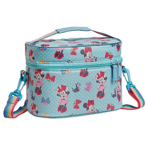 637186243 Lancheira Minnie Mouse Infantil - Gabimports