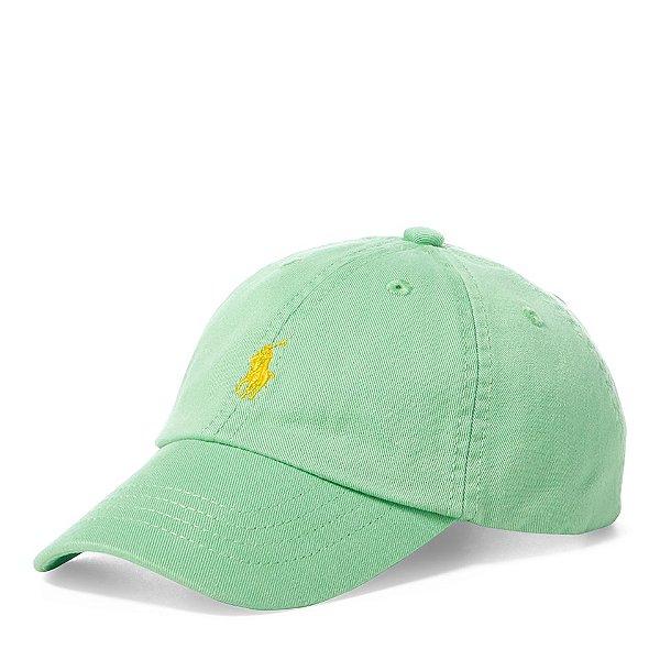 5020dddb32916 Boné - Polo Ralph Lauren - Infantil - Verde - 4 a 7 anos - Gabimports