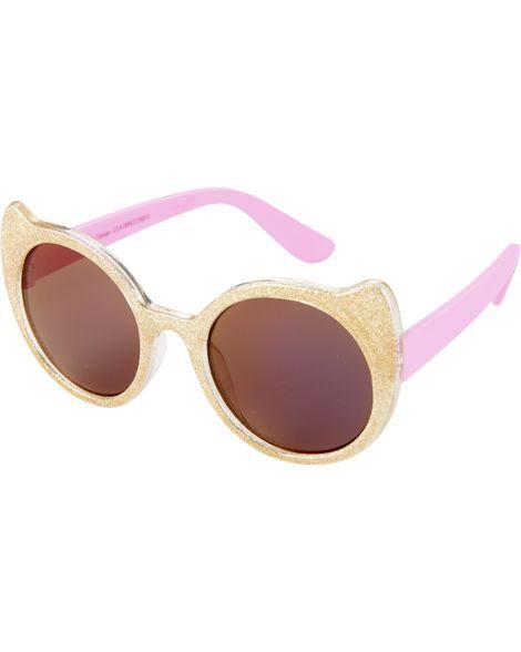 5c2802052 Óculos de Sol Infantil Menina - Carter's/OshKoskB'gosh - 100% Proteção UVA