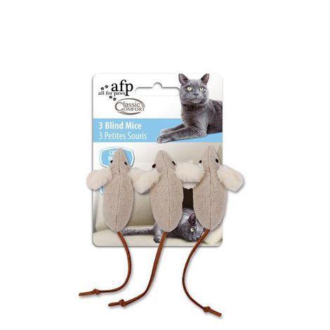 Ratinhos com Catnip Canadense