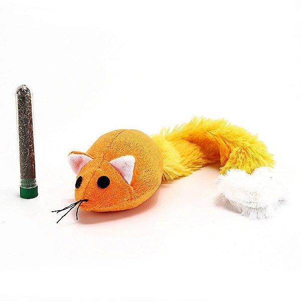 Rato com Catnip Extra