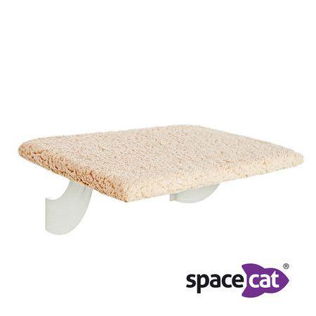 Prateleira de janela para gato - SpaceCat Lunar