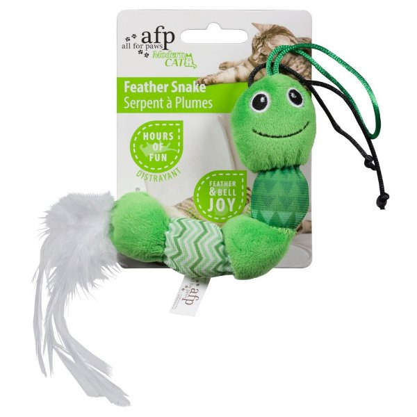 Brinquedo Afp - Feather Snake