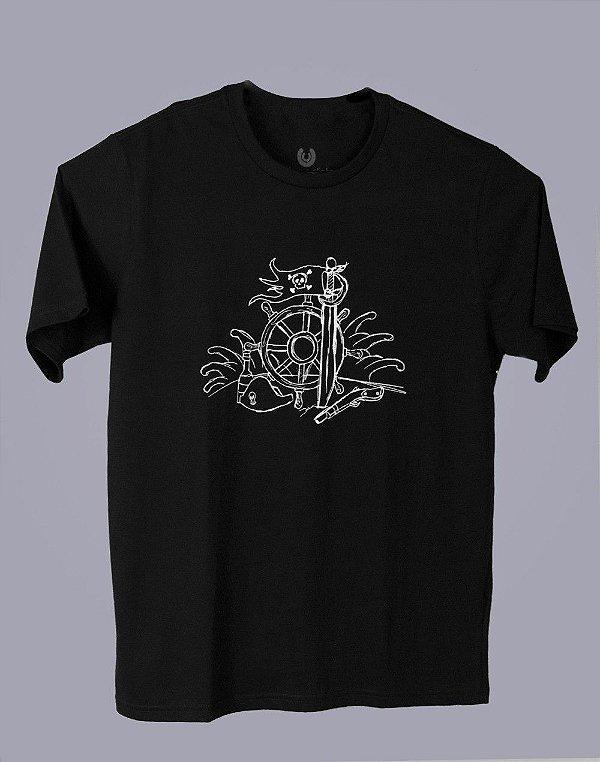 Camiseta Tradicional Povo do Mar
