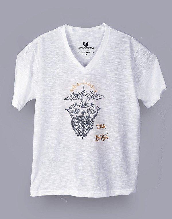 Camiseta Gola V Epa Babá