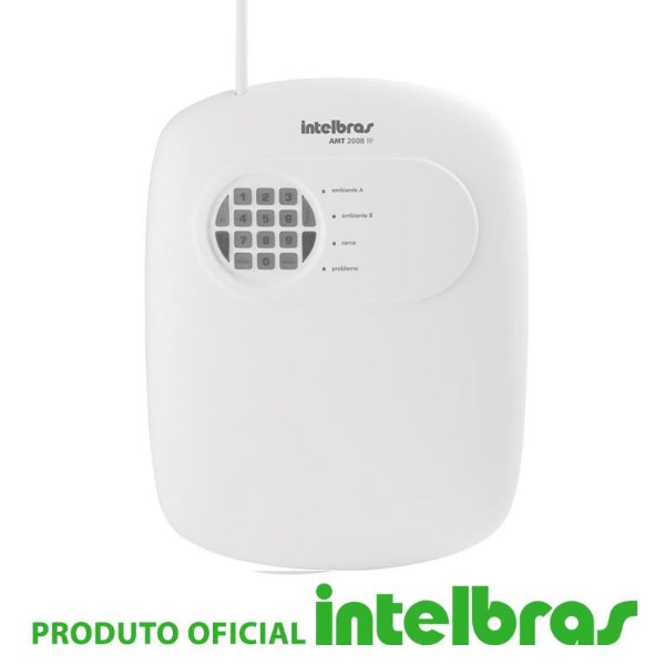 CENTRAL DE ALARME 2008 RF - INTELBRAS