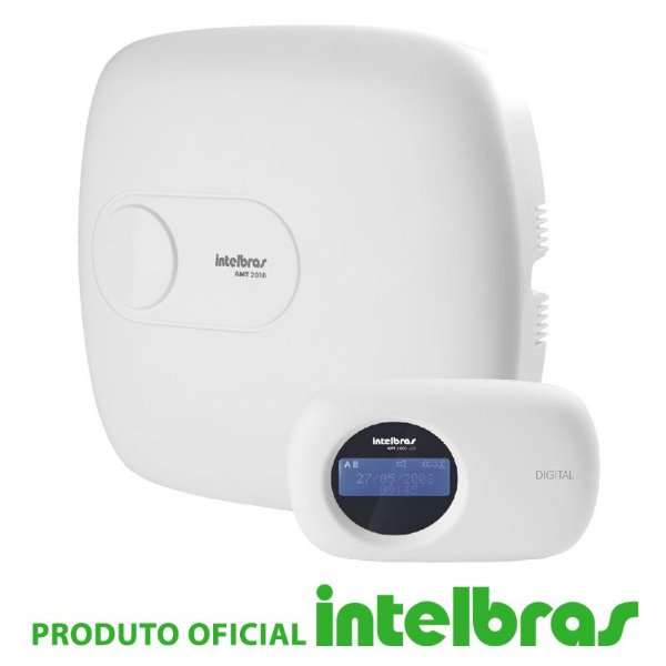 CENTRAL DE ALARME MONITORADA AMT 2010 - INTELBRAS