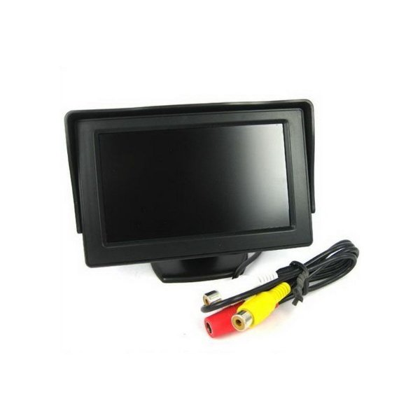 MONITOR LCD 4.3° POL TFT COLOR
