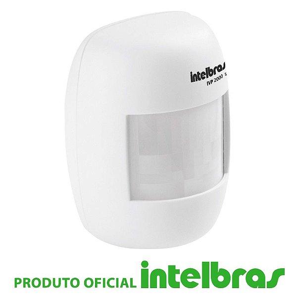 SENSOR INFRAVERMELHO S/ FIO IVP 2000 SF- INTELBRAS