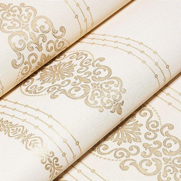 Papel De Parede Importado Vinílico Lavável Textura Em Relevo 5624