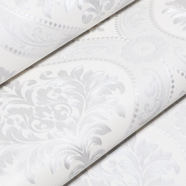 Papel De Parede Importado Vinílico Lavável Textura Em Relevo 5573