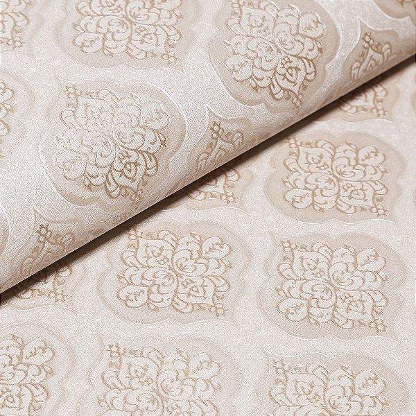 Papel De Parede Importado Vinílico Lavável Textura Em Relevo 5564