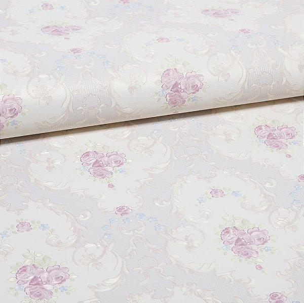 Papel De Parede Importado Vinílico Lavável Textura Em Relevo 5506