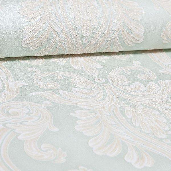 Papel De Parede Importado Para Sala Textura Em Alto Relevo 28062